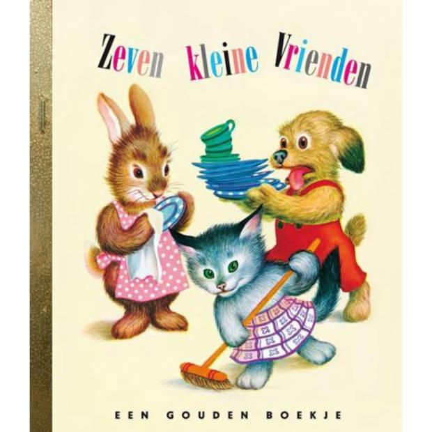 Zeven Kleine Vrienden - Gouden Boekjes