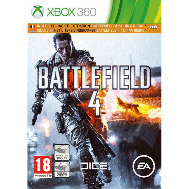 Battlefield 4 Limited Edition X360