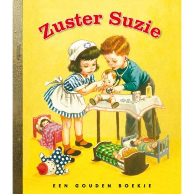Zuster Suzie - Gouden Boekjes