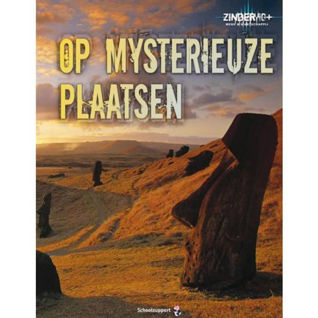Op Mysterieuze Plaatsen - Zinder 10+ Mens En