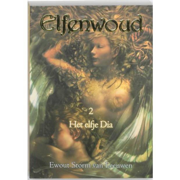 Het Elfje Dia - Elfenwoud