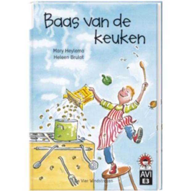 Baas Van De Keuken - Hoera, Ik Kan Lezen!