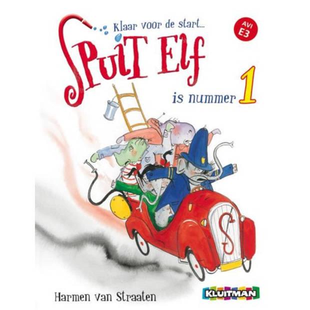 Spuit Elf Is Nummer 1 - Spuit Elf
