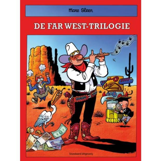 De far west-trilogie - De avonturen van Nero
