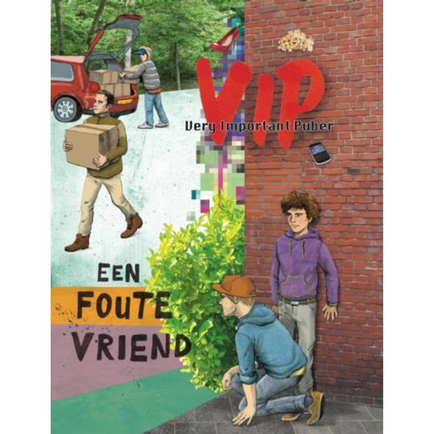 Een Foute Vriend - Very Important Puber