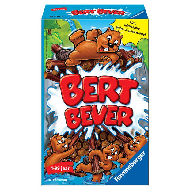 Ravensburger Bert Bever pocket editie