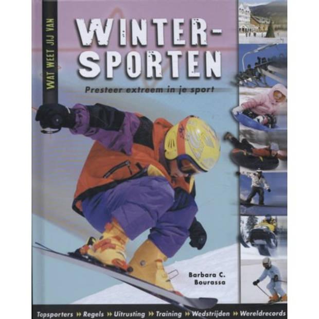 Wintersporten - Wat Weet Jij Van