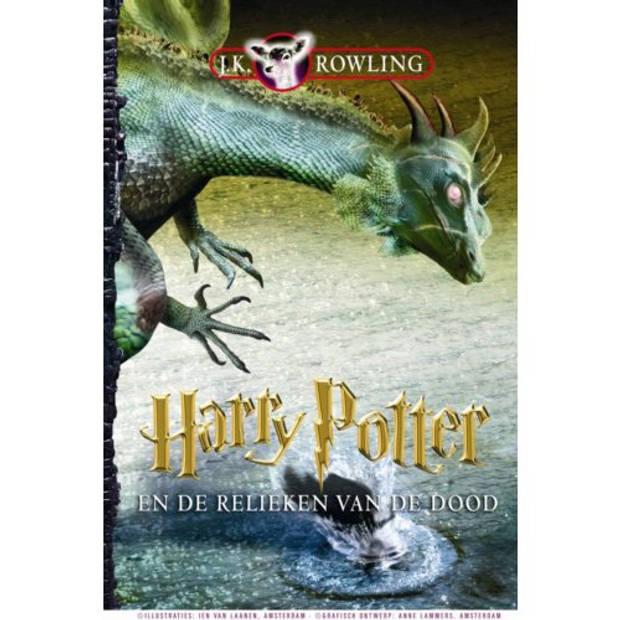 Harry Potter en de relieken van de dood - Harry