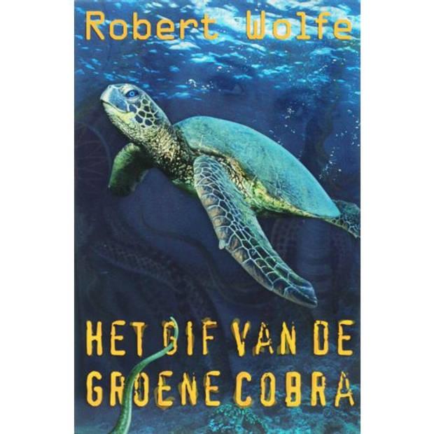 Het Gif Van De Groene Cobra