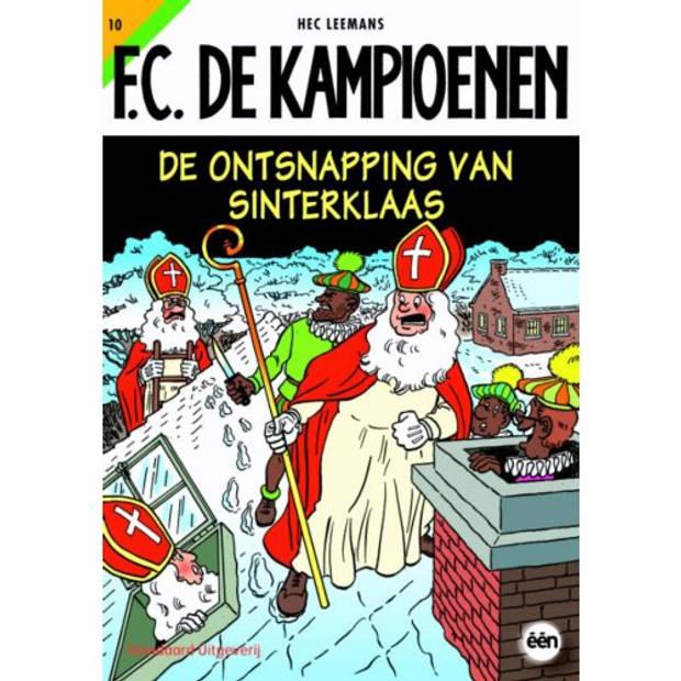De Ontsnapping Van Sinterklaas - F.C. De