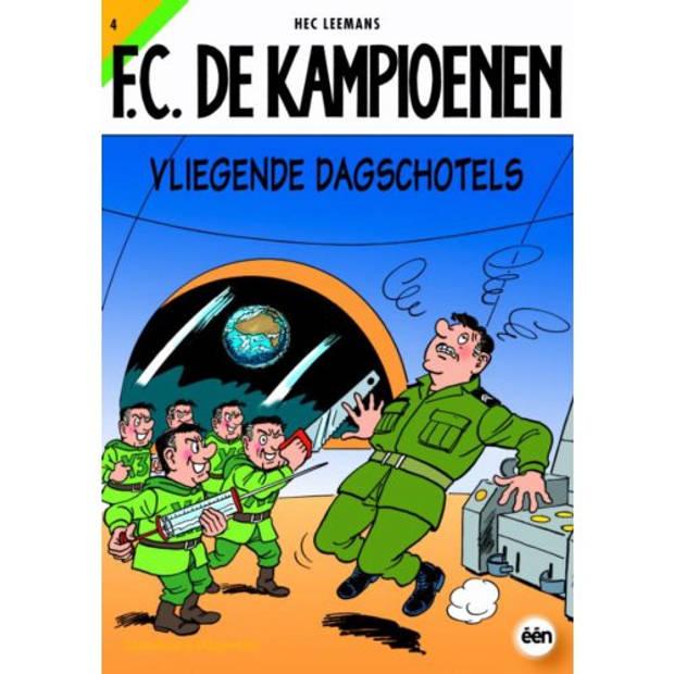 Vliegende Dagschotels - F.C. De Kampioenen