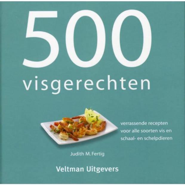 500 Visgerechten