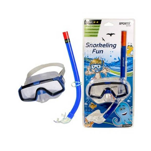 SportX Kids snorkelset Comfort