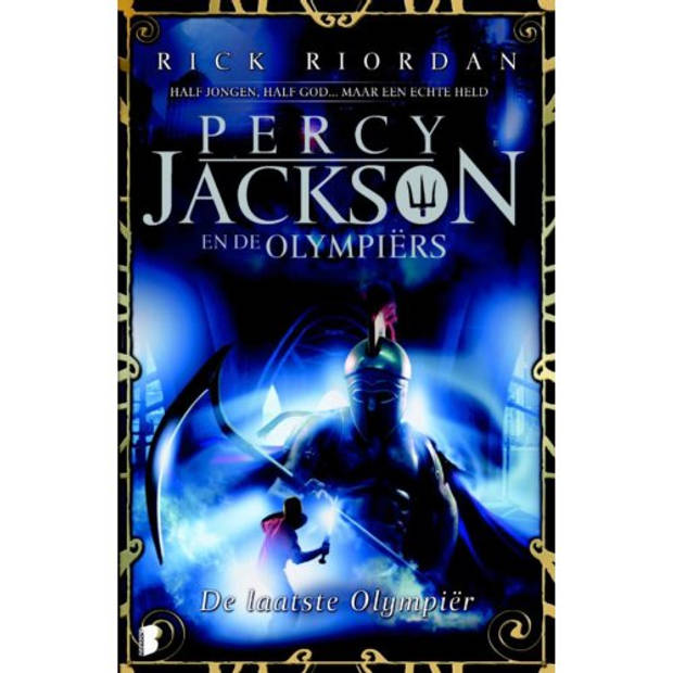 De Laatste Olympier - Percy Jackson En De