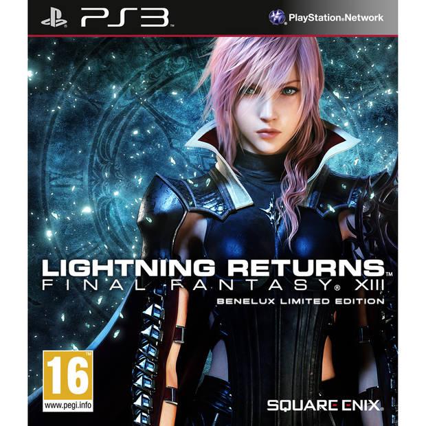 PS3 Final Fantasy 13 Lightning Returns