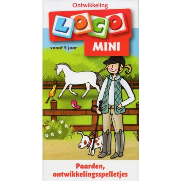 Loco Mini Ontwikkeling / Paarden,