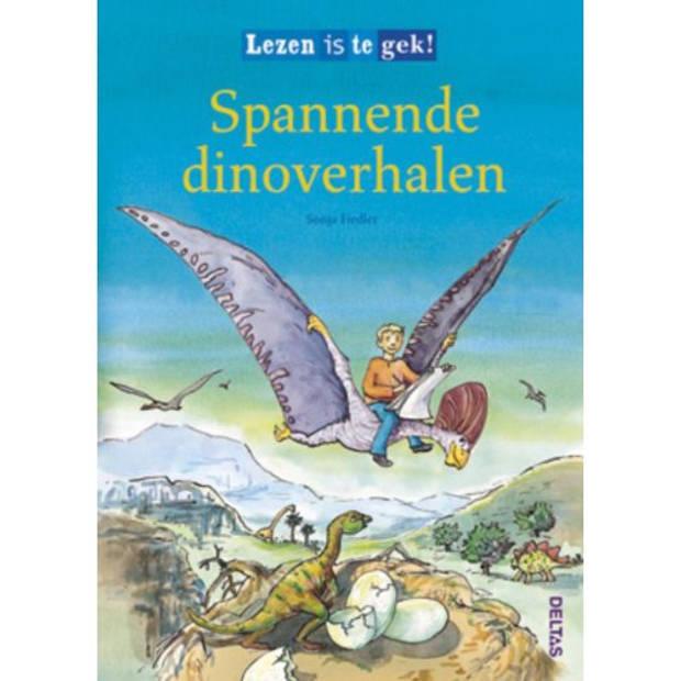 Spannende Dinoverhalen - Lezen Is Te Gek