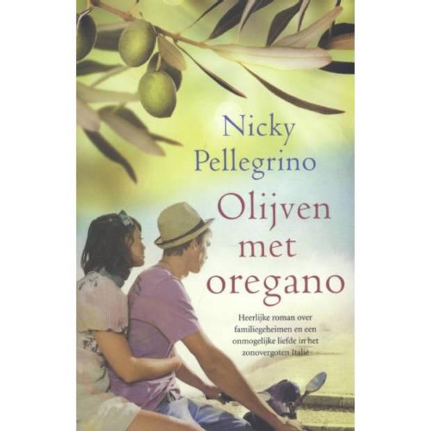 Olijven Met Oregano