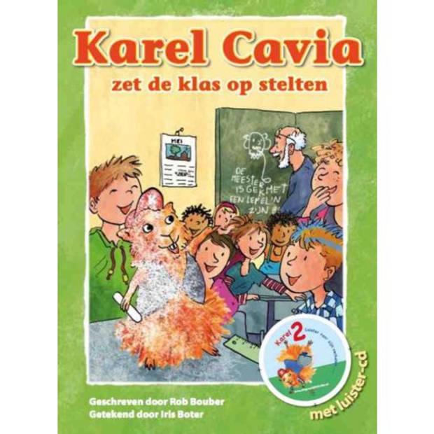 Karel Cavia Zet De Klas Op Stelten / 2