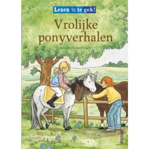 Lezen Is Te Gek! / Vrolijke Ponyverhalen - Lezen