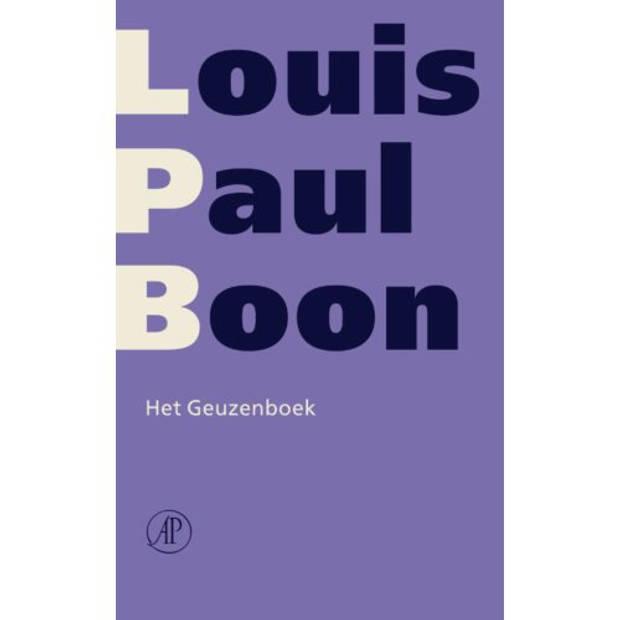 Het geuzenboek - Verzameld werk L.P. Boon