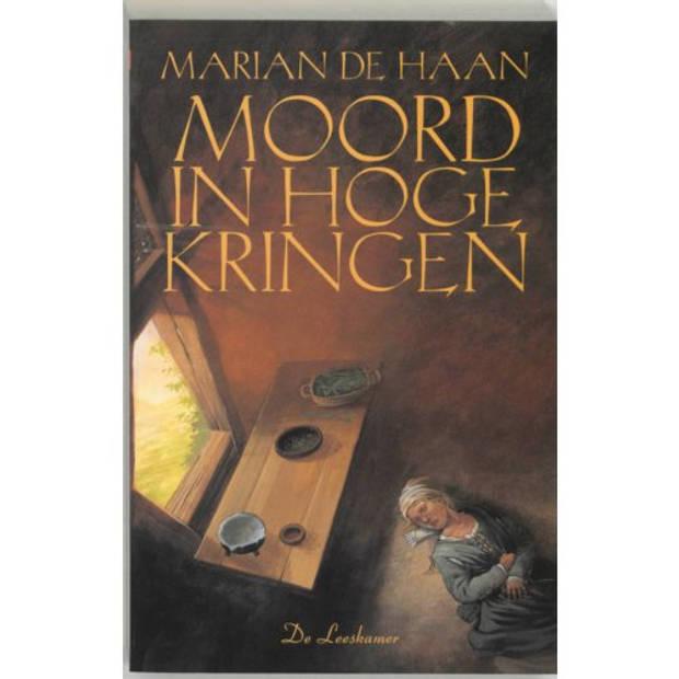 Moord In Hoge Kringen - Damyaen Roosvelt