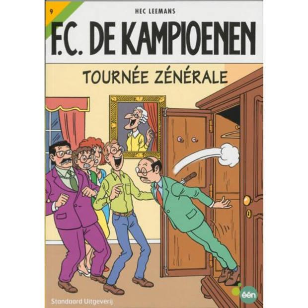 Tournee Zenerale - F.C. De Kampioenen