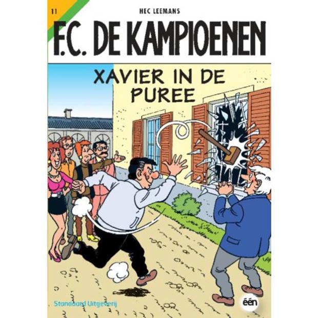 Xavier In De Puree - F.C. De Kampioenen