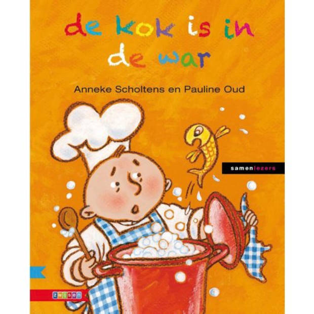 De Kok Is In De War - Samenlezers