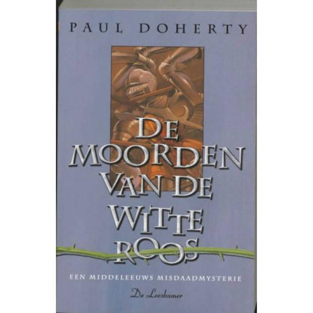 De Moorden Van De Witte Roos - Roger De Marskramer