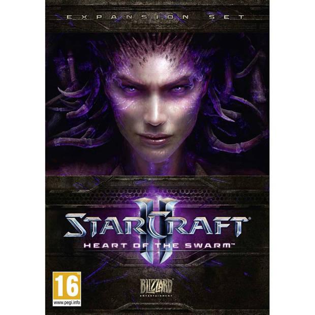 PC Starcraft II Heart of the Swarm