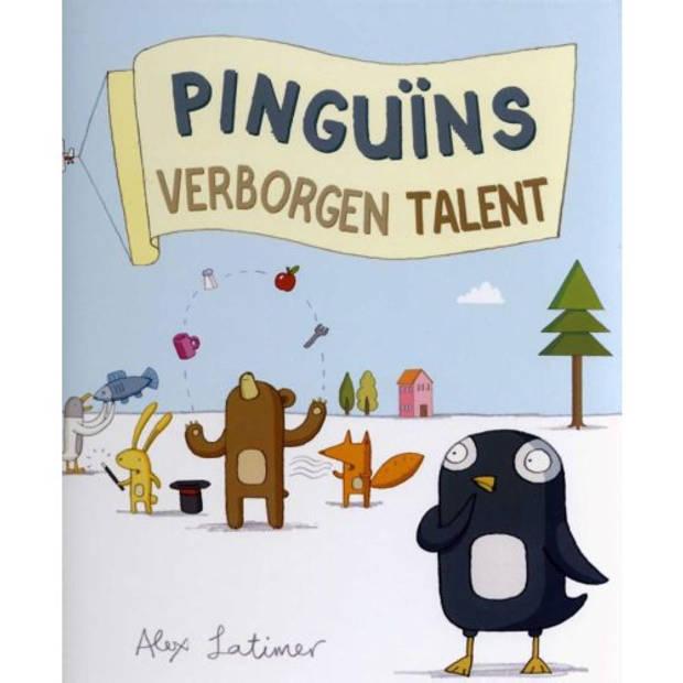 Pinguïns Verborgen Talent