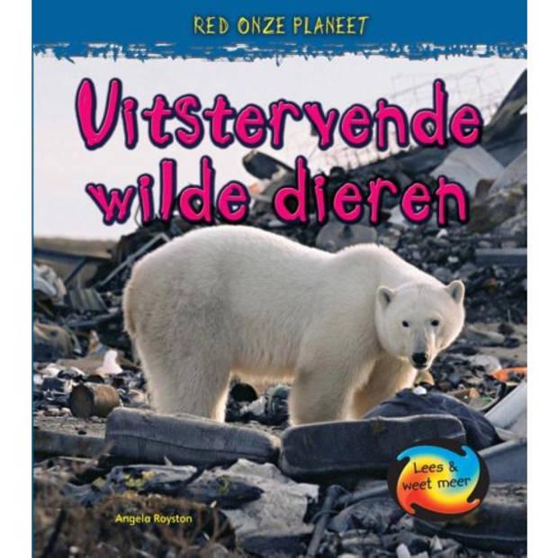 Uitstervende Wilde Dieren - Red Onze Planeet