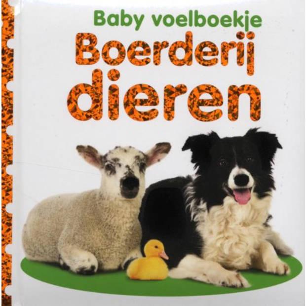 Boerderijdieren - Baby Voelboekje