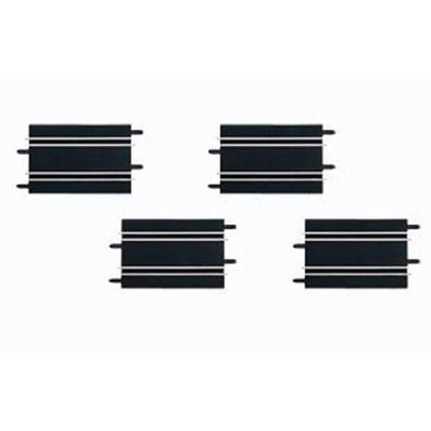 Carrera Straights 1710 mm / 6.73 inch 4 stuks