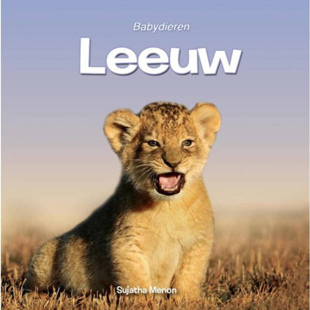 Leeuw - Babydieren