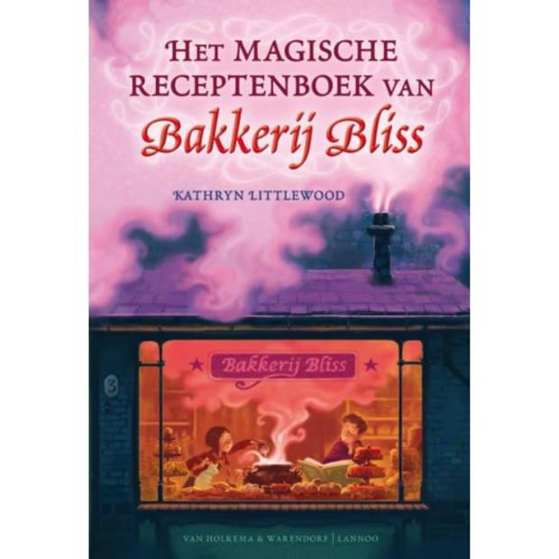 Het Magische Receptenboek Van Bakkerij Bliss -