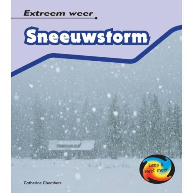 Sneeuwstorm - Extreem Weer