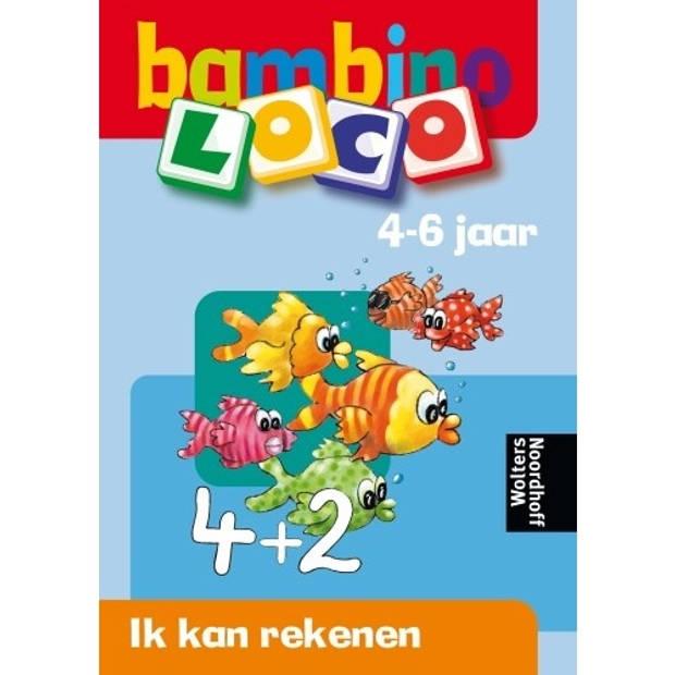 Loco bambino: ik kan rekenen 4-6 jaar