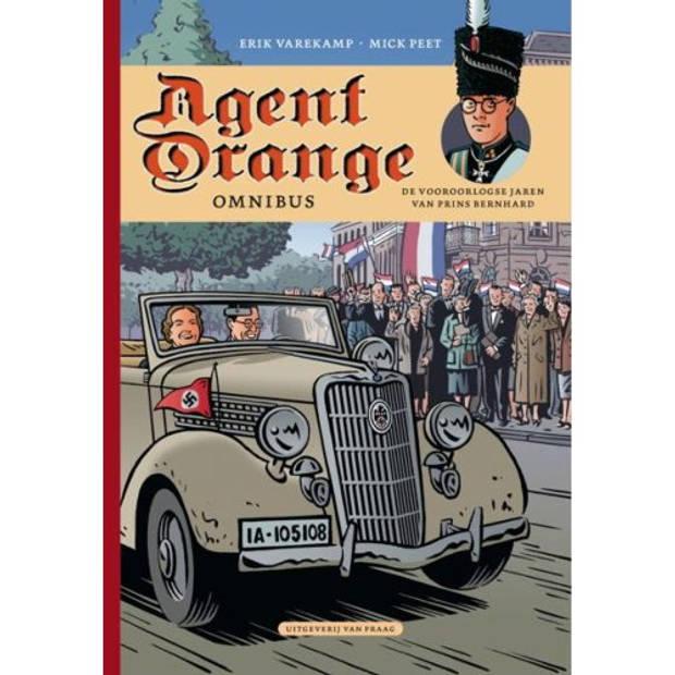 Agent Orange Omnibus / Bevat: De Jonge Jaren Van
