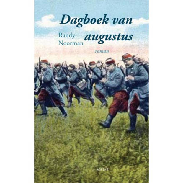 Dagboek Van Augustus