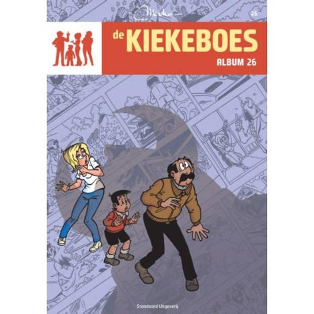 Album - De Kiekeboes