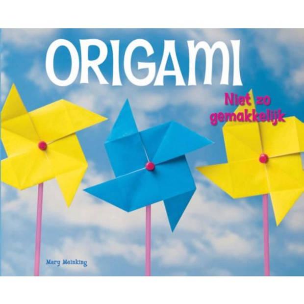Niet Zo Gemakkelijk - Origami