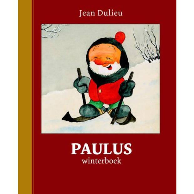 Paulus Winterboek - Paulus De Boskabouter Gouden