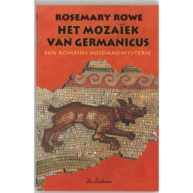 Het Mozaiek Van Germanicus - Libertus