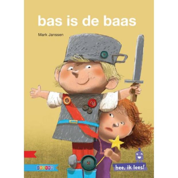 Bas Is De Baas - Hee, Ik Lees!
