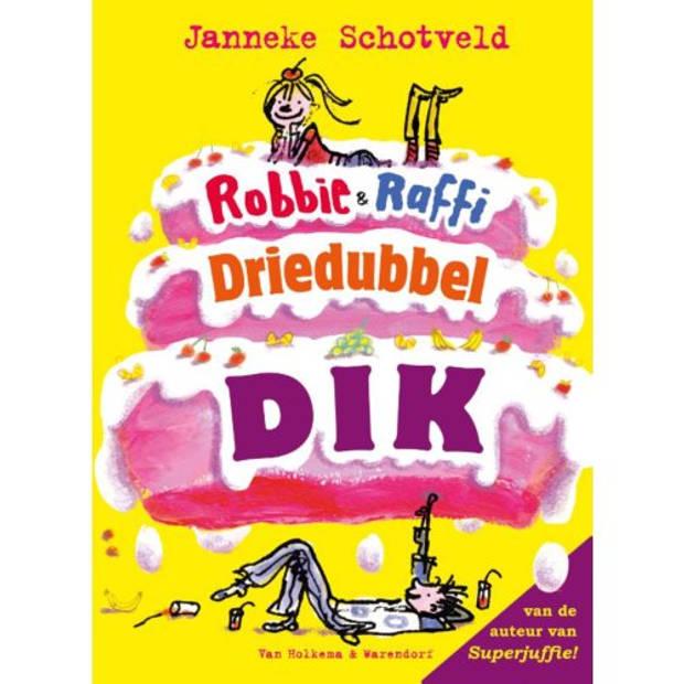 Robbie & Raffi Driedubbeldik - Robbie & Raffi
