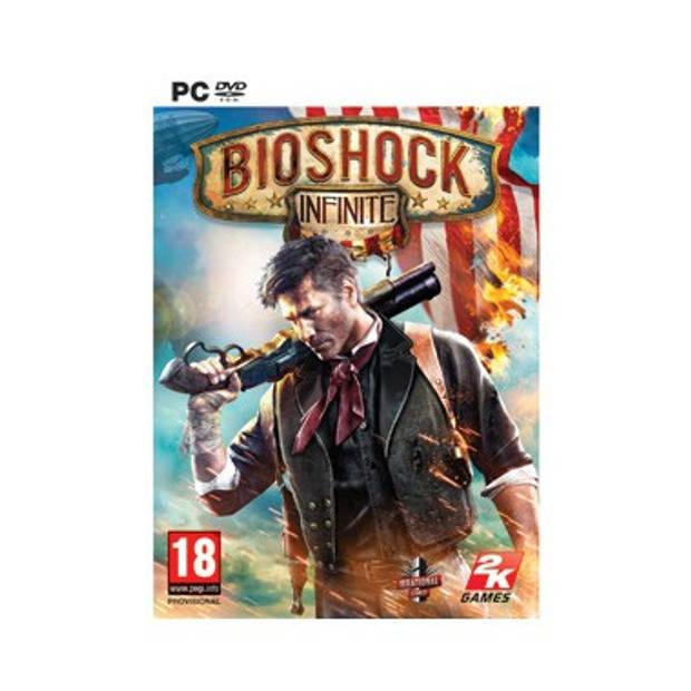 PC DVD Bioshock: Infinite