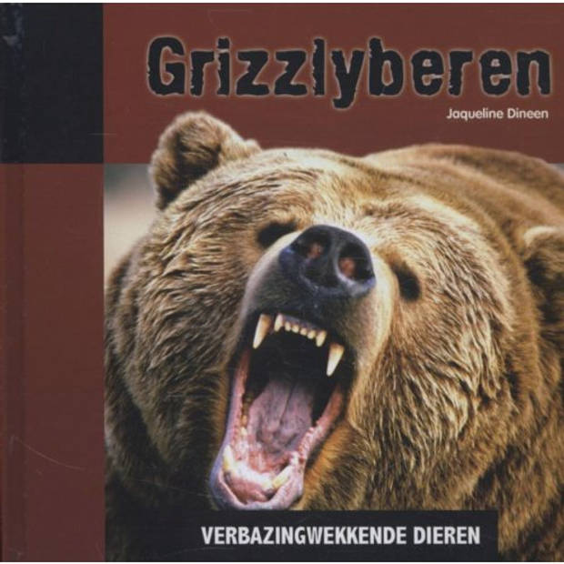 Grizzlyberen - Verbazingwekkende Dieren