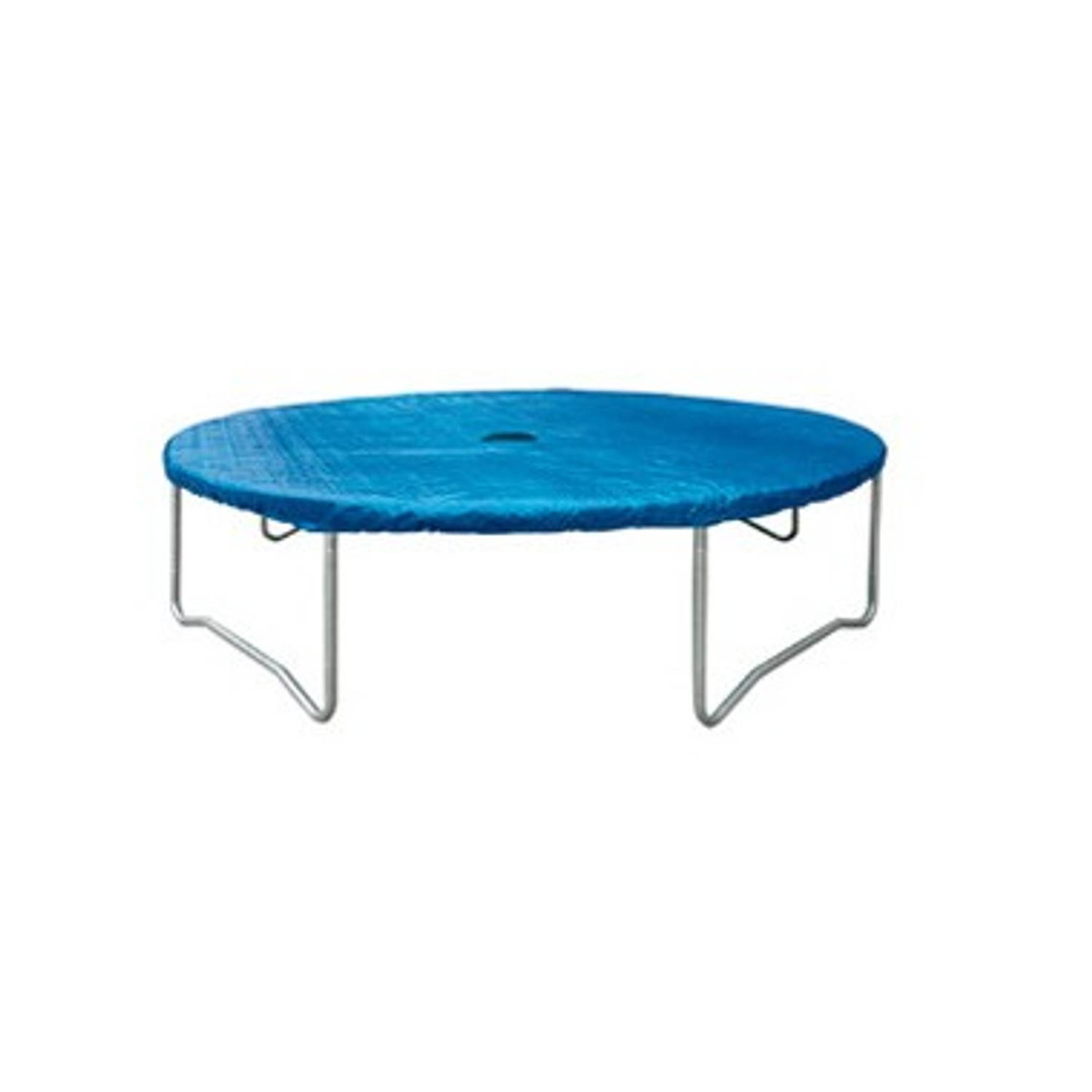 Game on Sport Mega Fun trampolinehoes - 423 cm - blauw